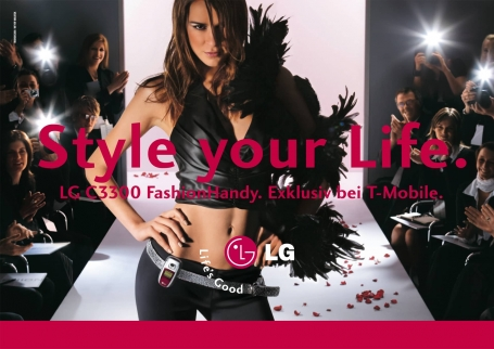 LG 181 Kampagne Style your life 455x322 - Advertising