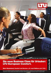 LTU European Comfort Class 218x310 - Advertising