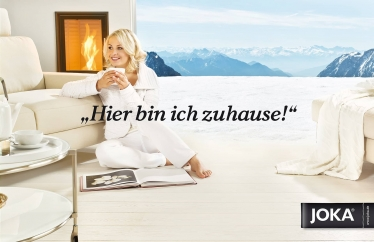 Magdalena-Neuner-für-Joka-2-374x242 Advertising  - Ingo  Boddenberg, Photography, Düsseldorf