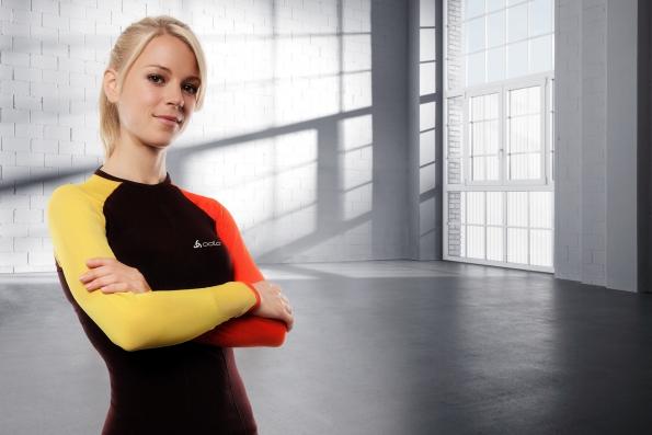 Miri Gössner for Odlo 595x397 - business / office