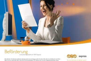 TNT Express Beförderung 388x259 - Advertising