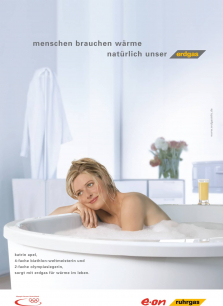 e.on Ruhrgas Kampagne Olympiasiegerin Katrin Apel 223x306 - Advertising