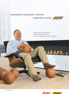 e.on Ruhrgas Kampagne Weltmeister Schwarzenbeck 224x306 - Advertising